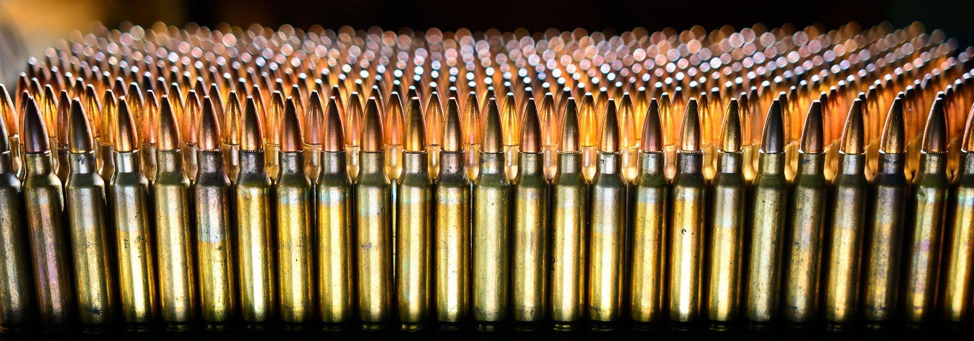 Gunsmith materials