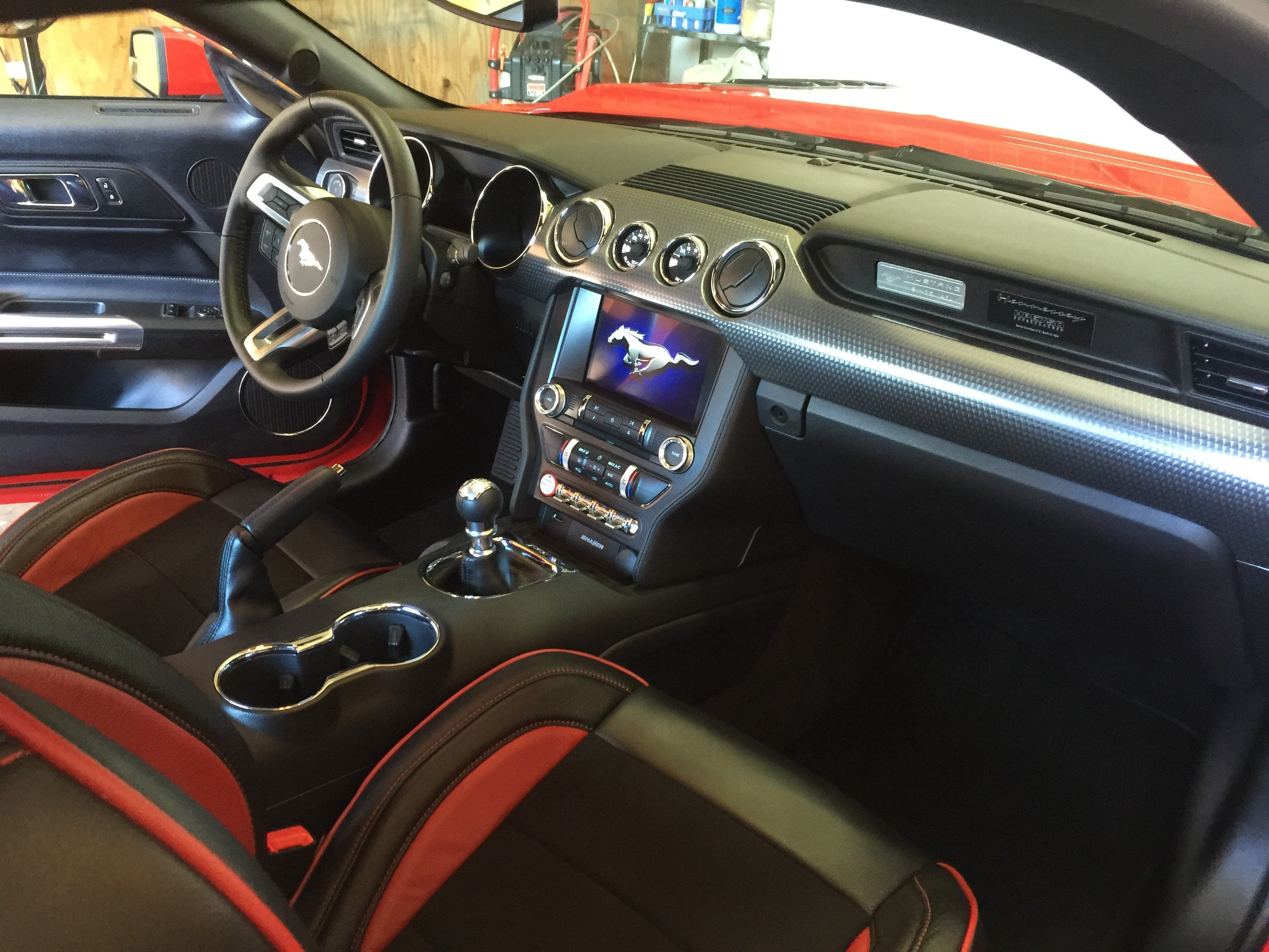 auto interior and storage stop car detailing pit