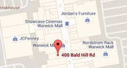 Possibilities Hypnosis Center<br>Warwick Medical Center<br>400 Bald Hill Rd.<br>Warwick, RI 02888