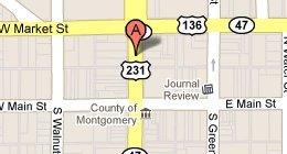 Cornett's Furniture & Bedding - 121-123 North Washington St Crawfordsville, IN