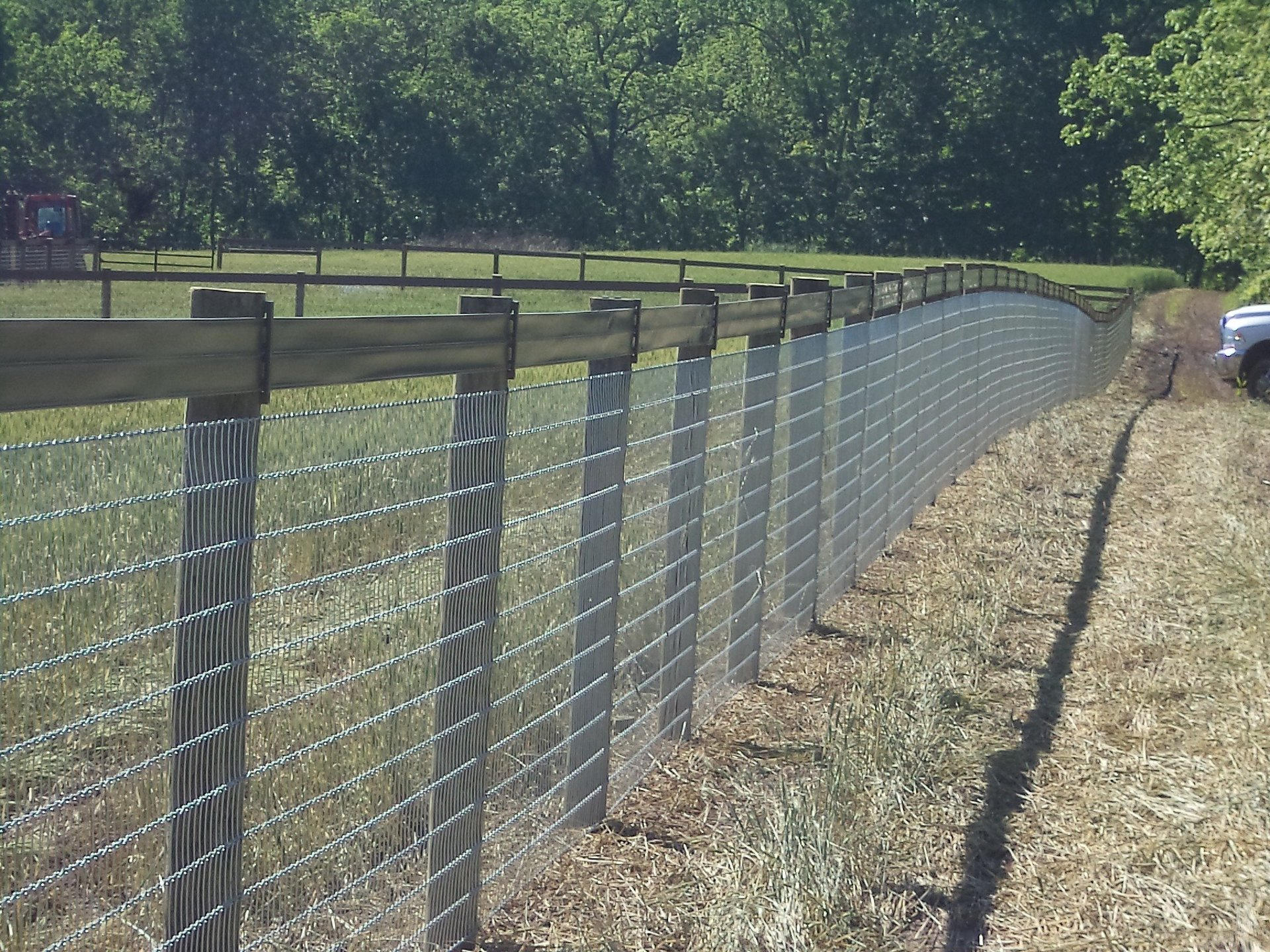 Sunnyburn Fencing Photo Gallery Paradise Pa