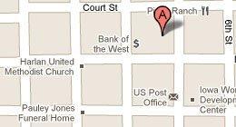 Shelby County Farmers Mutual Insurance Association - 1117 7th Street, Harlan, IA 51537