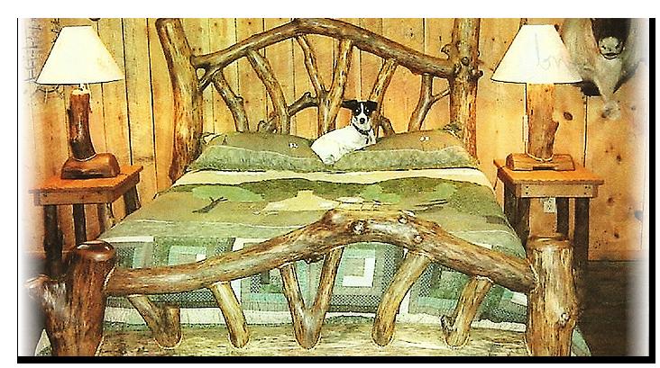 Bedroom Furniture - Capon Bridge, WV - Bent River Wood Works