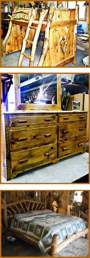 Bent River Wood Works - Bedroom Furniture - Capon Bridge, WV