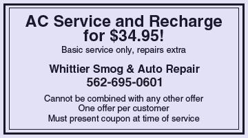 Tires - Whittier, CA - Whittier Smog & Auto Repair