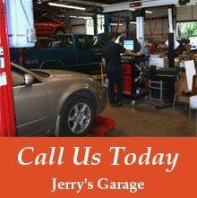 Wheel Alignment - Forest City, PA - Jerry's Garage - Wheel Alignment