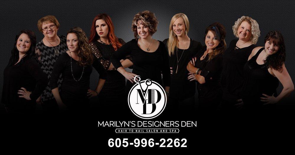 Salon Services - Mitchell, SD - Marilyn's Designers Den