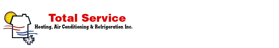 Total Service Heating Air Conditioning & Refrigeration