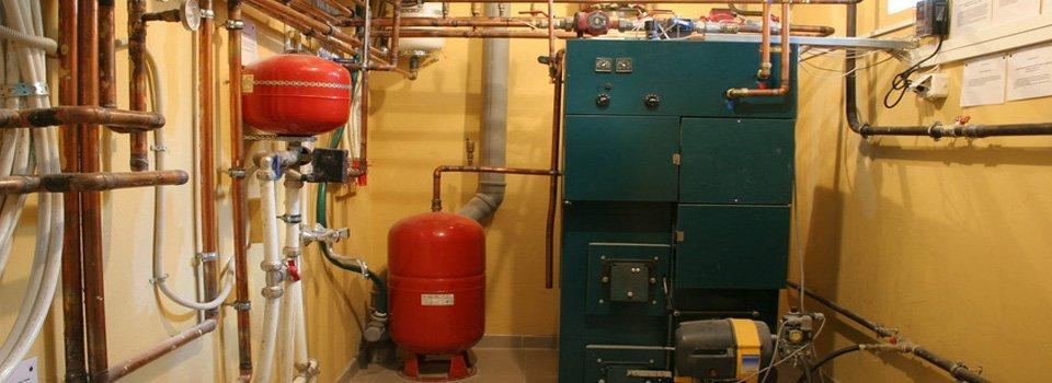 Warm air furnaces