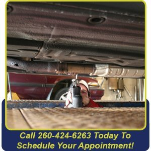 Auto Springs - Fort Wayne, IN - Fort Wayne Spring Service - auto repair - Call 260-424-6263 Today To Schedule Your Appointment!