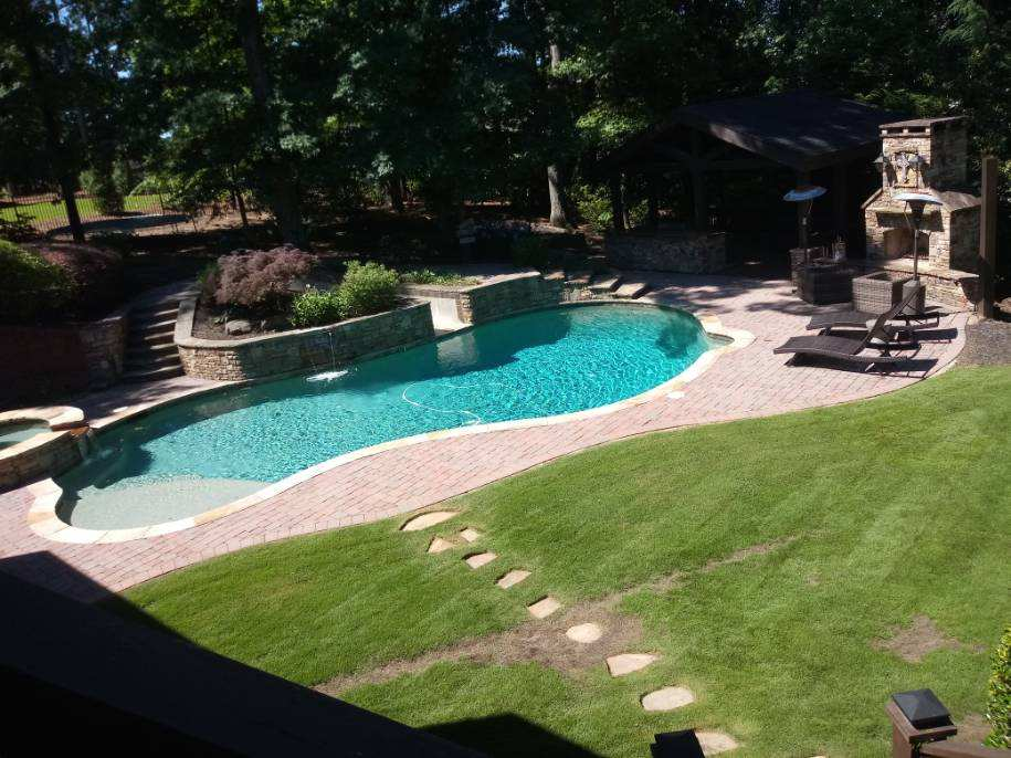Monthly Lawn Care Lawn Maintenance Mcdonough Ga