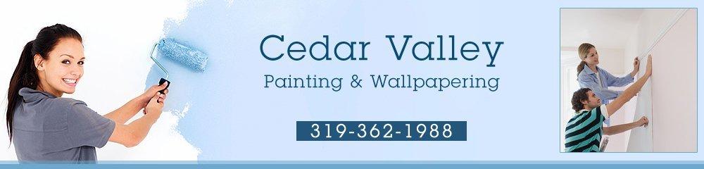 Painting Contractor - Cedar Rapids, IA - Cedar Valley Painting & Wallpapering