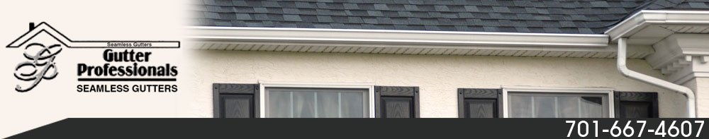 Gutters And Downspouts - Mandan, ND - Gutter Professionals