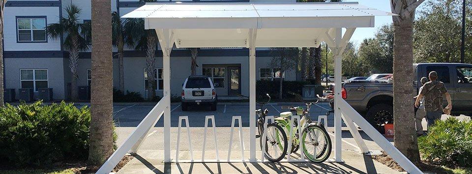 bike railings