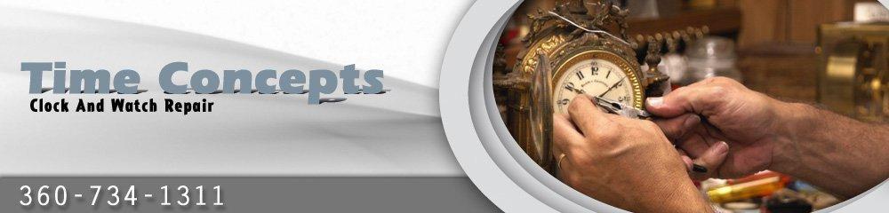 Watch Repair - Bellingham, WA - Time Concepts