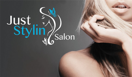 Just Stylin Salon - Logo