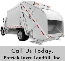 Waste Disposal - Winder, GA - Patrick Inert Landfill, Inc.