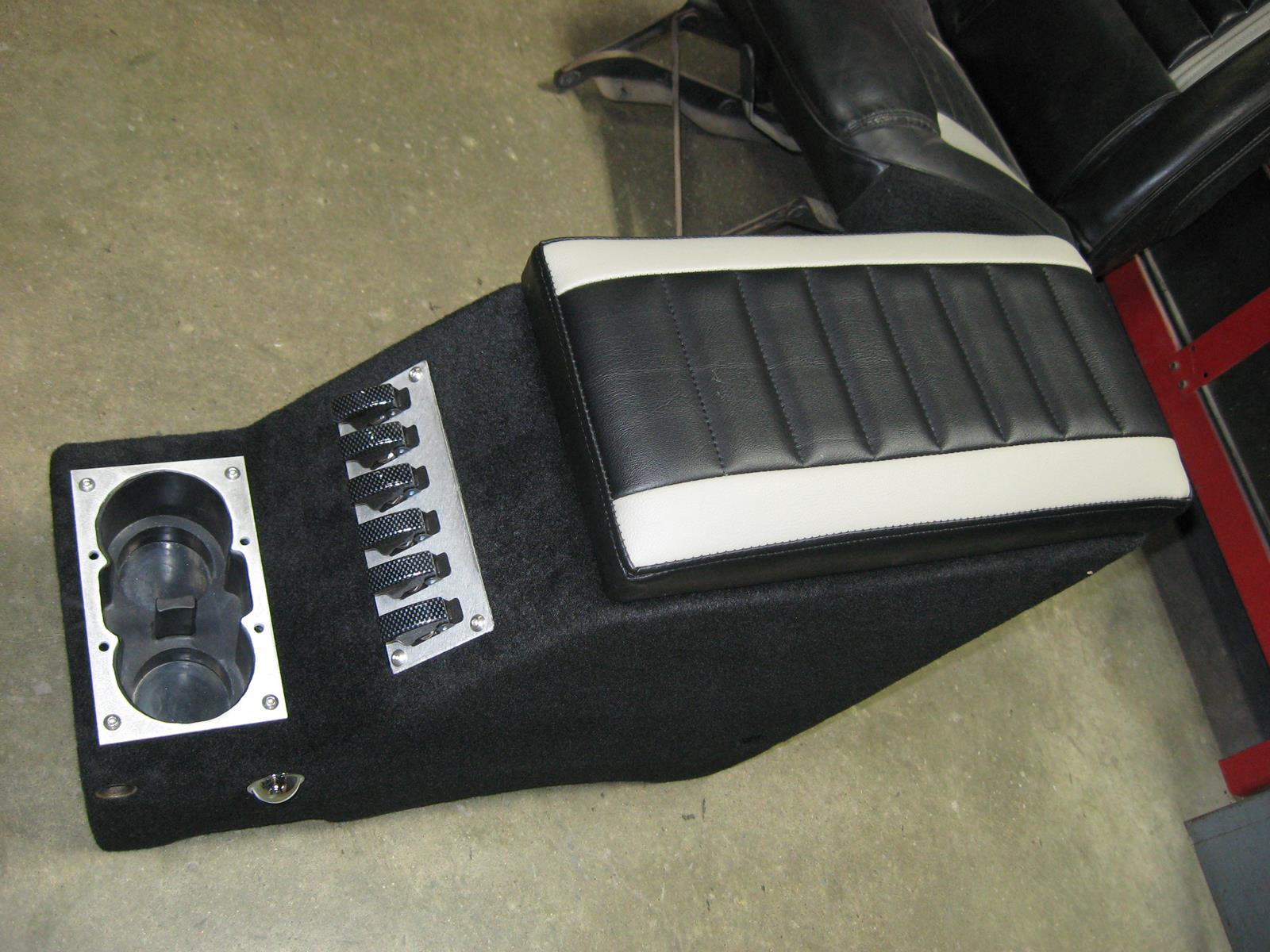 Jeep seat