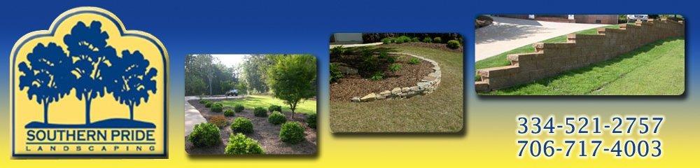 Landscaping - Opelika, AL - Southern Pride Landscaping & Maintenance