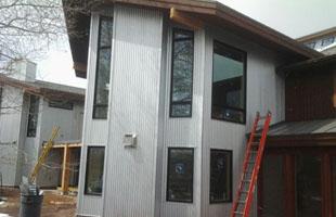 Custom Sheet Metal | Park City, UT | ACW Construction | 435-640-8375