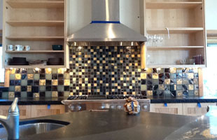 Metal Countertops | Park City, UT | ACW Construction | 435-640-8375