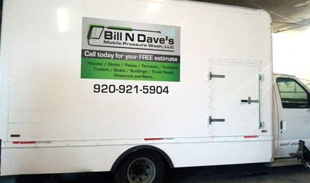 Bill N Dave's Mobile Pressure Wash, LLC | Fond du Lac, WI