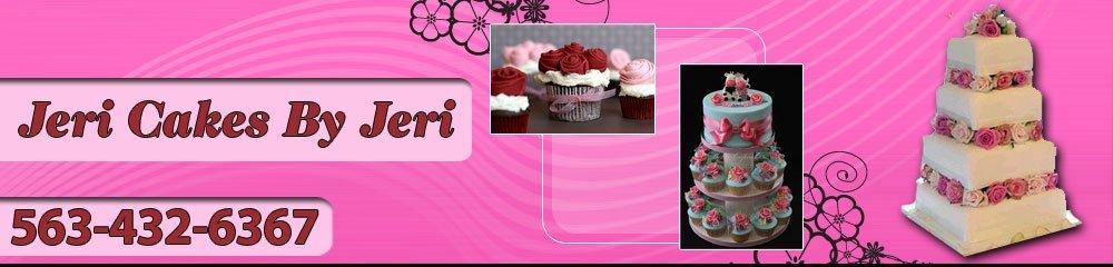 Wedding Cakes - Cedar Rapids, IA - Jeri Cakes By Jeri