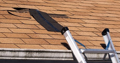Storm Damage Roof Services