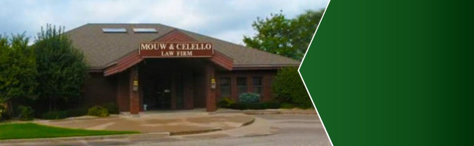Attorney at law | Iron Mountain, MI | Mouw & Celello, P.C. | 906-774-2480