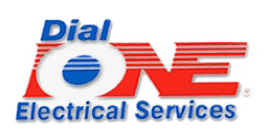 Dial One Electrical Services - Logo