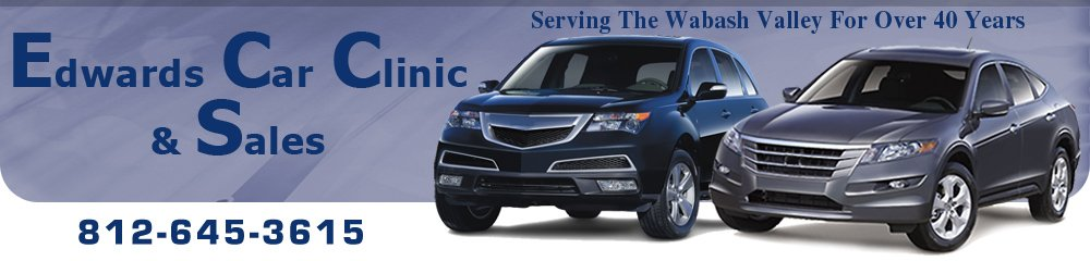 Used Car Dealers - Terre Haute, IN - Edwards Car Clinic And Sales