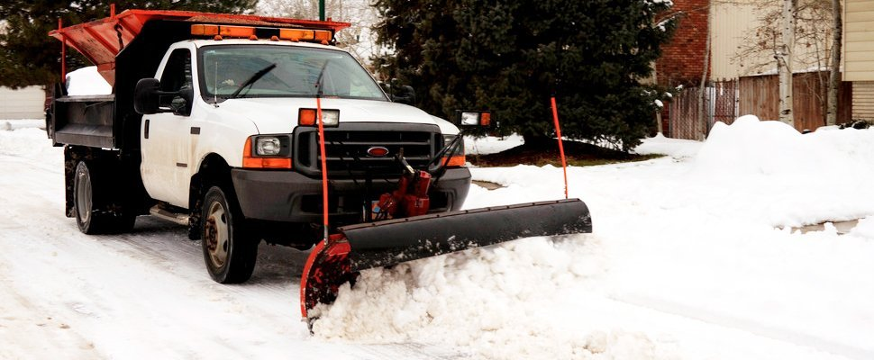 Snow Plowing | Island Park, NY | Top Notch Lawn Care | 516-889-3249