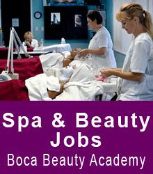 Beauty Education - Boca Raton,  FL - Boca Beauty Academy - Spa & Beauty Jobs