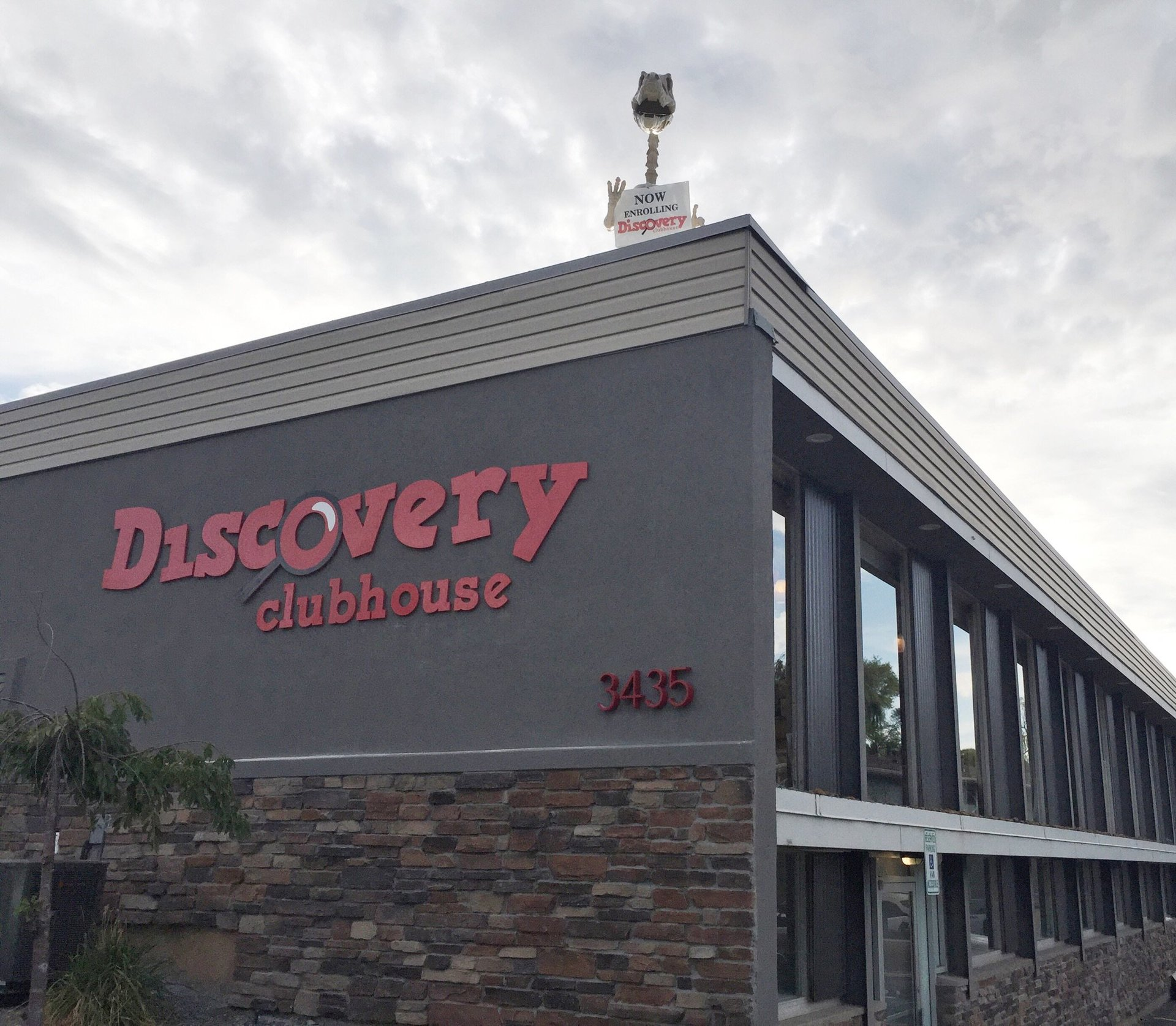 Discovery Clubhouse in East Ogden