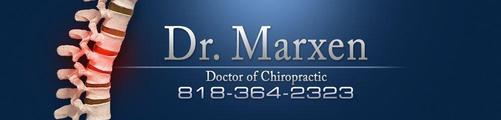 Chiropractor Sylmar, CA - Dr. Marxen 818-364-2323