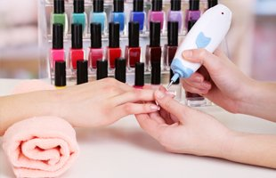 Manicure | Washington, DC | Tracy & Company | 202-546-4887