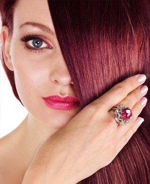 Hair highlights | Washington, DC | Tracy & Company | 202-546-4887