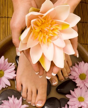 Pedicure | Washington, DC | Tracy & Company | 202-546-4887