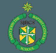 St. John the Baptist Catholic School - Logo