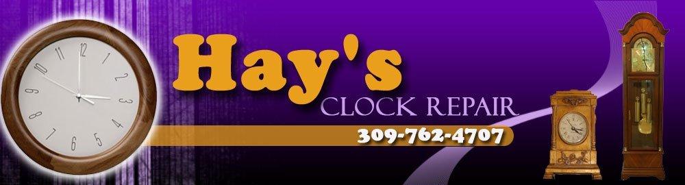 Clockmaster | Clock Repair Moline, IL ( Illinois )