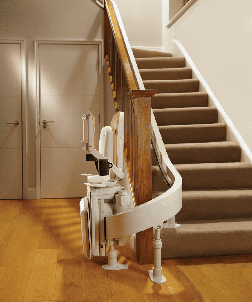 Stairlift Extended