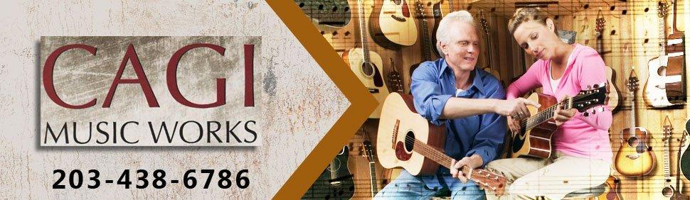 Music Instructor - Ridgefield, CT - Cagi Music Works