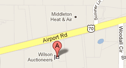 Wilson Real Estate Auctioneers, Inc 929 Airport Road Hot Springs, AR 71913