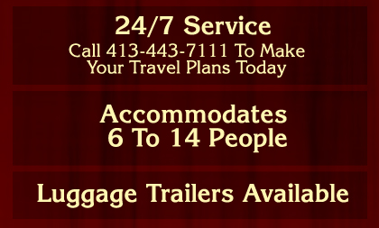 Taxi - Pittsfield, MA - Transport The People, Inc.