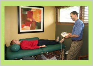 Chiropractic health-care equipment