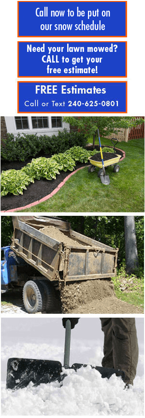 Landscaping and Lawn Care - Hagerstown, MD  - T & D Services
