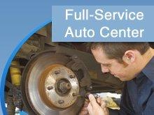 Auto Center - La Porte, TX - Lunsford Auto Repair