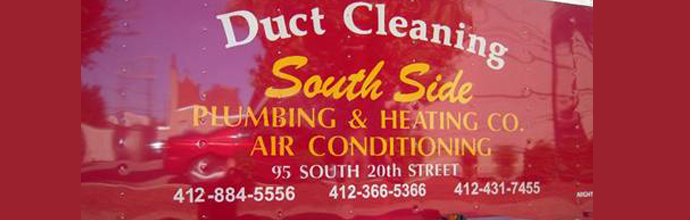 Duct Cleaning - South Side Plumbing & Heating Co.