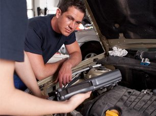 Auto Engine Inspection