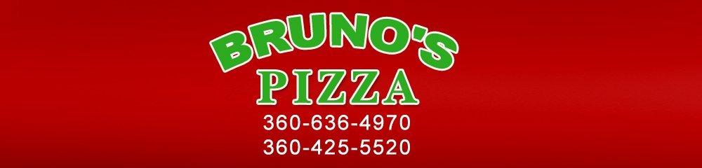 Take-Out Menus - Longview, WA - Bruno's Pizza